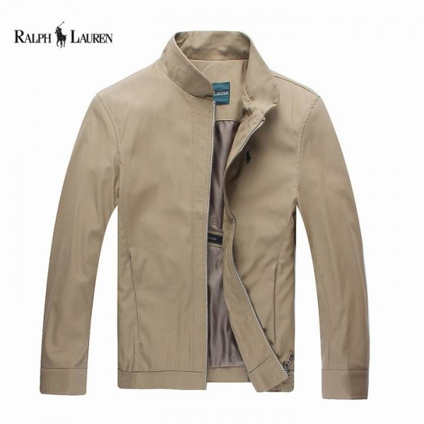 Buy Online Polo Ralph Lauren Classic Mens Jackets & Outwear In Sand