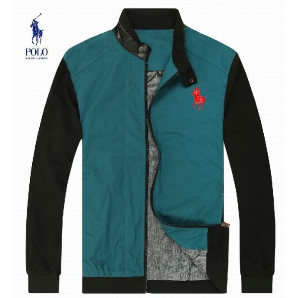 Cheap Clothing Ralph Lauren Polo Jackets & Outwear Classic Blue For Men
