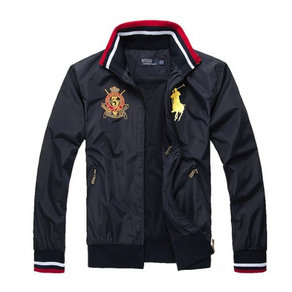 China Polo Ralph Lauren Classic Jackets & Outwear Blue For Men
