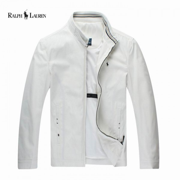Clothing Ralph Lauren Polo Classic Jackets & Outwear White For Men