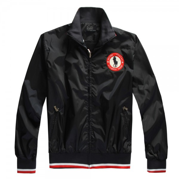Men's Polo Ralph Lauren Classic Jackets & Outwear In Black Products