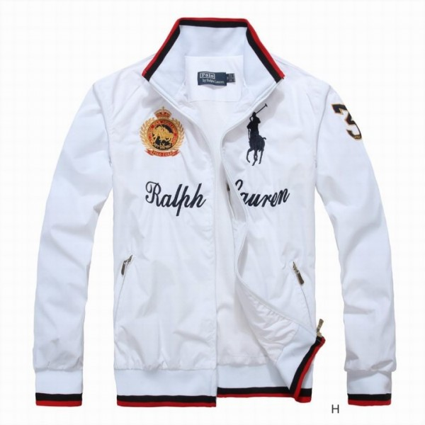 Outlet Store Ralph Lauren Polo Classic Jackets & Outwear White For Men