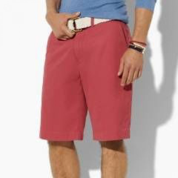 Polo Ralph Lauren Men Casual Shorts Red