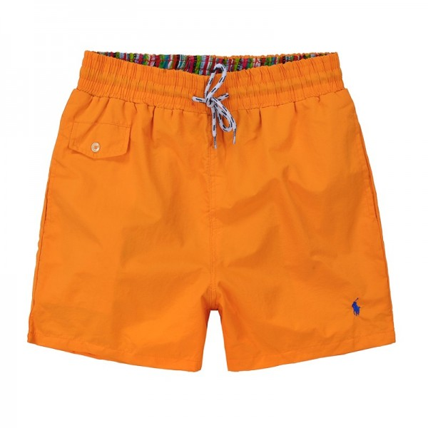 Polo Ralph Lauren Men Traveler Swim Short Orange