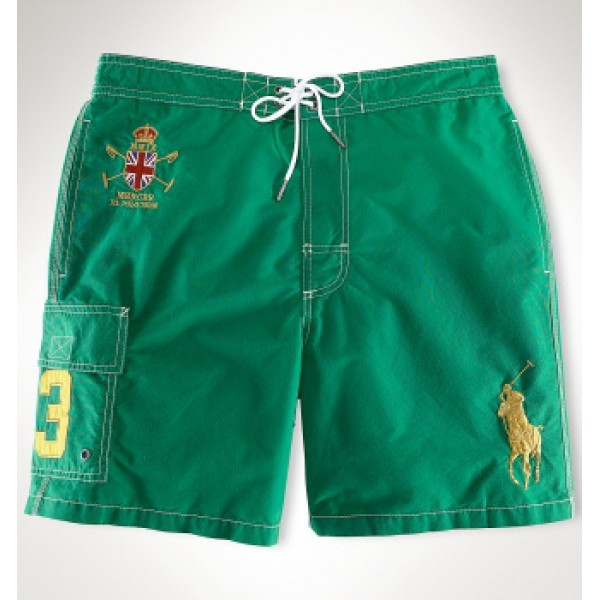 Polo Ralph Lauren Mens Mercer Shorts Green