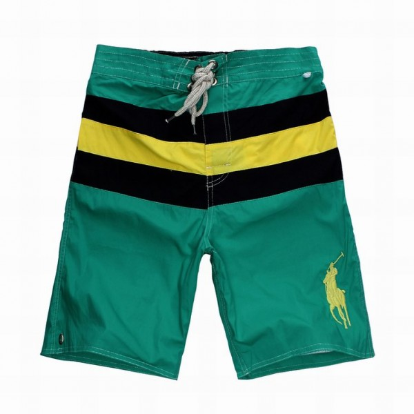 Ralph Lauren Polo Mens Shorts Green On Sale