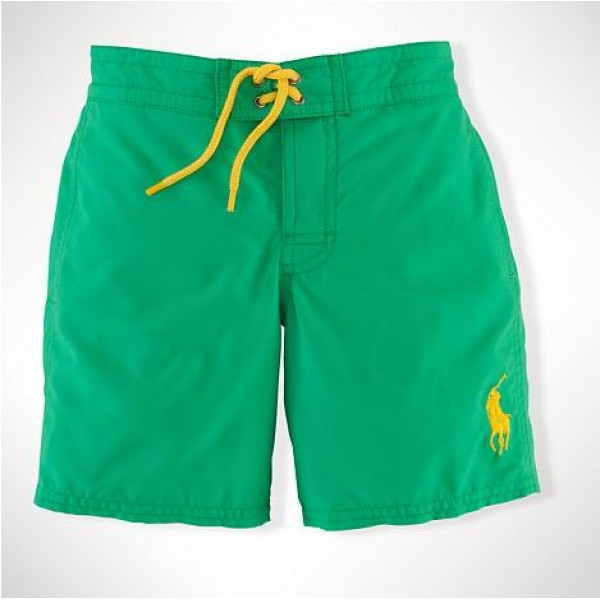 Ralph Lauren Sale UK Shorts Mens Lace Green