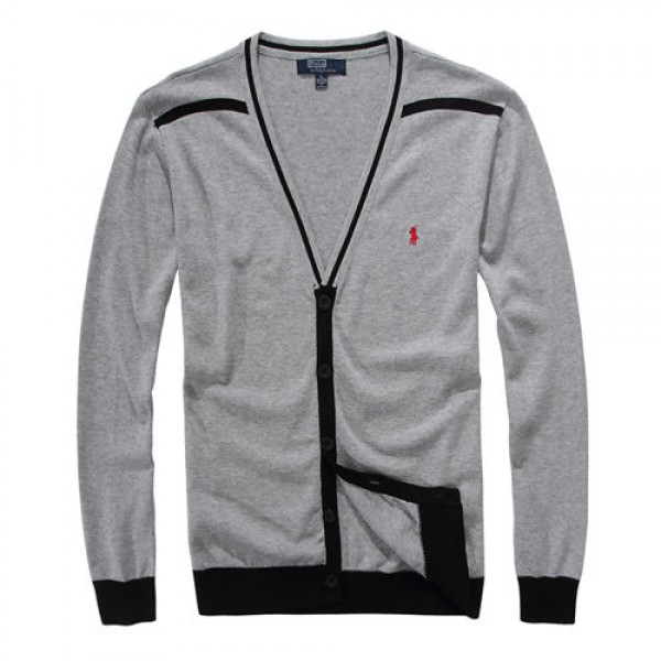 Polo Ralph Lauren Bolero Sweater 01 Grey