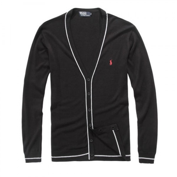 Polo Ralph Lauren Bolero Sweater 03 Black