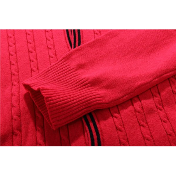 Polo Ralph Lauren Bolero Sweater 05 Red