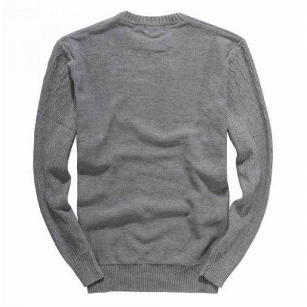 Polo Ralph Lauren Mens Sweaters Pullover 01 Grey