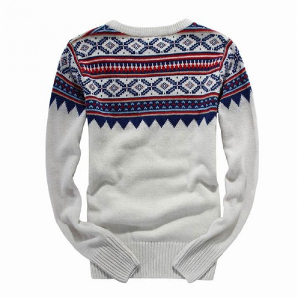 Polo Ralph Lauren Mens Sweaters Pullover 08 White