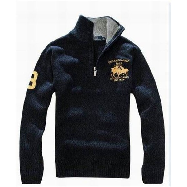Polo Ralph Lauren Mens Sweaters Pullover 09 Blue