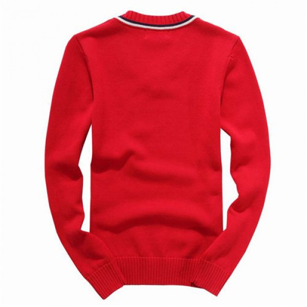 Polo Ralph Lauren Mens Sweaters Pullover Red 01
