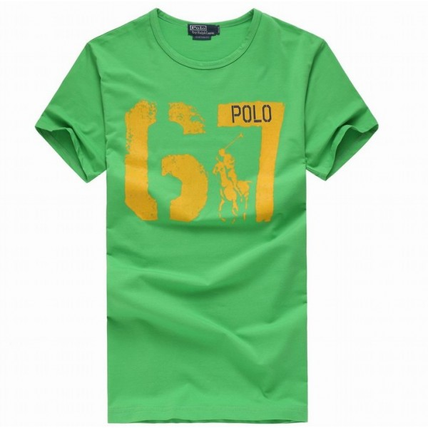 Men's Ralph Lauren T Shirts 67 Green