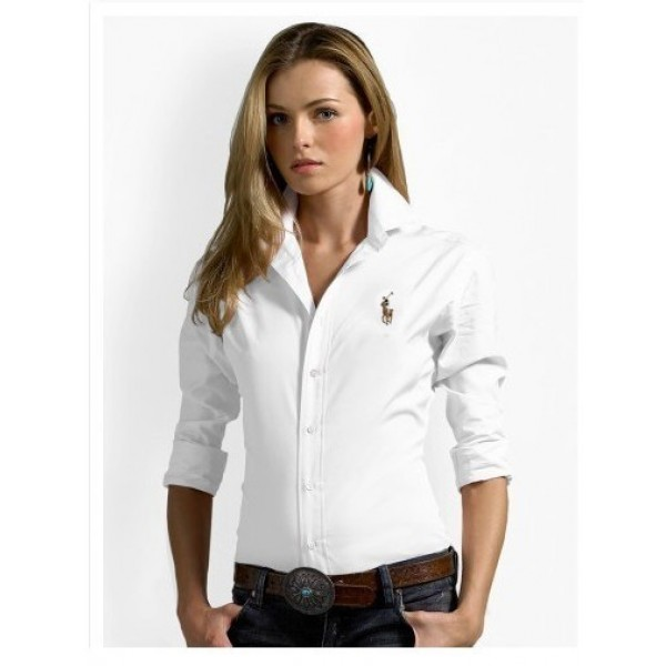 Polo Ralph Lauren Womens Casual Shirts,PRL authentic quality