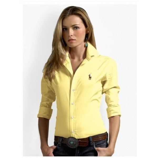 Polo Ralph Lauren Womens Casual Shirts,PRL Online Here