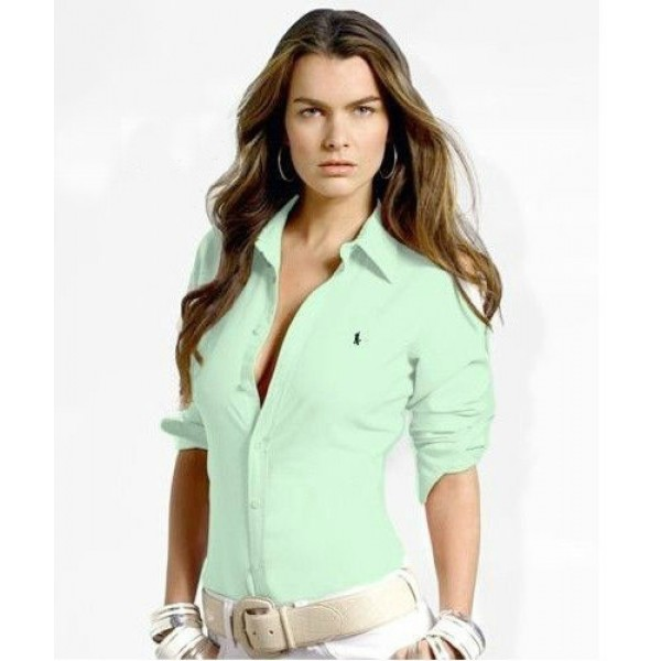 Polo Ralph Lauren Womens Casual Shirts,UK Factory PRL Outlet