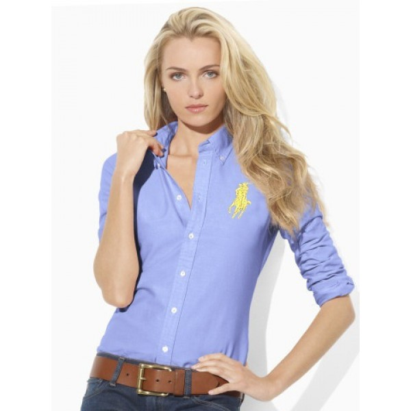Polo Ralph Lauren Womens Casual Shirts,Factory Outlet PRL