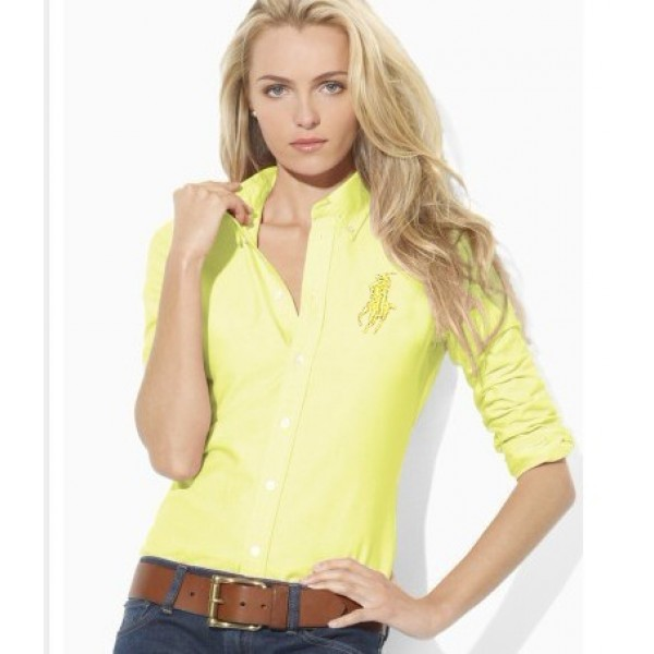 Polo Ralph Lauren Womens Casual Shirts,PRL reliable quality
