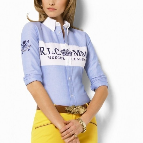Polo Ralph Lauren Womens Casual Shirts,PRL Huge Discount