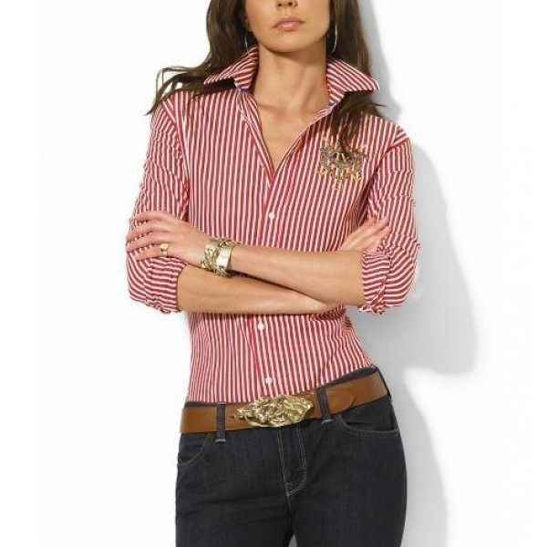 Polo Ralph Lauren Womens Casual Shirts,best things of PRL